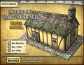 Scribe of Rake's Corner Paper Model PDF