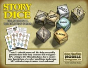 Story Dice for Medieval Roleplaying Games PDF