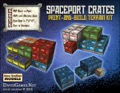 Spaceport Crates Print-and-Build Terrain Kit PDF