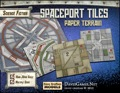 Spaceport Tiles Paper Terrain PDF