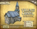 Village Chapel 30mm Paper Model PDF
