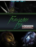 Creature Codex Volume 5: Fearsome Fey (PFRPG) PDF