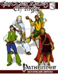Grittier Races: Elflings (PFRPG) PDF