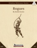 Echelon Reference Series: Rogues (PFRPG)