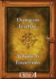 Dungeon Features 6: Fountains PDF