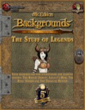 5th Edition Backgrounds: The Stuff of Legends (5E) PDF