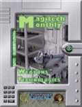 Magitech Monthly Issue 2: Weapon Technologies (SFRPG) PDF