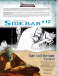 Sidebar #17—Fate and Fortune (PFRPG) PDF