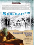 Sidebar #18—Equipment Tricks for Torches (PFRPG) PDF