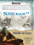 Sidebar #1—Shields as Cover (PFRPG) PDF
