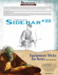 Sidebar 22: Equipment Tricks for Bows (PFRPG) PDF