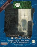 Slumbering Tsar 4: The Temple-City of Orcus, Part 1—The Tower of Weeping Sores (PFRPG)