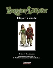 Viridian Legacy Player's Guide (PFRPG) PDF