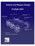 Firefight 2944: Vehicle and Weapon Design PDF
