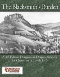 The Blacksmith's Burden (4E) PDF
