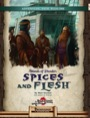 Islands of Plunder: Spices and Flesh (PFRPG)