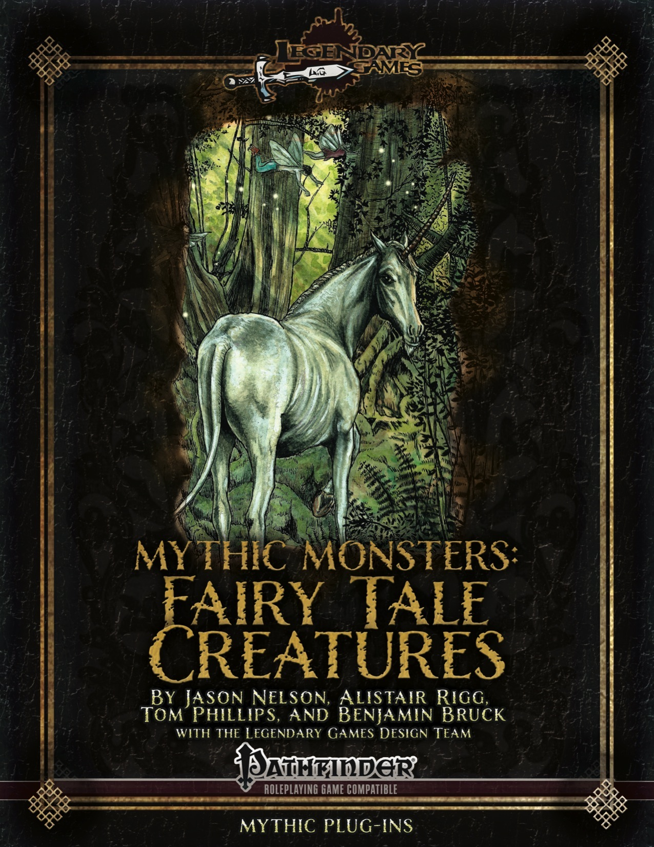 paizo com mythic monsters 12 fairy tale creatures pfrpg