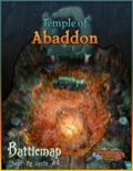 Battlemap: Temple of Abaddon PDF