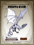 Uncommon Commoners #6: Fighta Klub (PFRPG) PDF