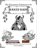 Uncommon Commoners #7: Baked Bads (PFRPG) PDF
