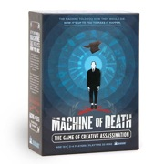 Machine of Death: The Game of Creative Assassination