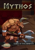 Mythos: Queen of the Labyrinth (Savage Worlds) PDF