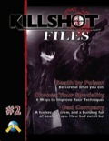 Killshot Files #2: Bad Company (OSRPG) PDF