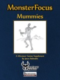 Monster Focus: Mummies (PFRPG) PDF