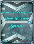 Horizontech Catalogue 001: New Starship Systems (SFRPG) PDF