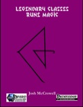Legendary Classes: Rune Magic (PFRPG) PDF