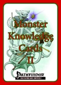 GM's Aid IX: Monster Knowledge Cards II (PFRPG) PDF