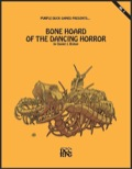 Adventure Locale #1: Bone Hoard of the Dancing Horror (DCC) PDF