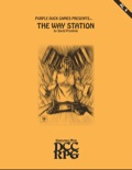 Adventure Locale #4: The Waystation (DCC) PDF