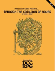 Adventure Locale #3: Through the Cotillion of Hours (DCC) PDF