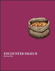 Encounter Pages II (PFRPG) PDF