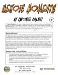Heroic Moments—Vol. 1, Issue #1: My Favorite Charity (4C) PDF