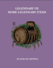 Legendary VII: More Legendary Items (PFRPG) PDF