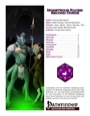 Monstrous Races: Second Horde (PFRPG) PDF