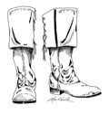 Stock Art: Sublime Boots (Download)