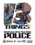 13 Things: Police Magic and High-Tech Items PDF