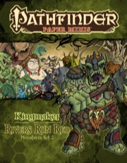 Pathfinder Paper Minis—Kingmaker Adventure Path Part 2: