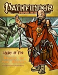 Pathfinder Paper Minis—Legacy of Fire Adventure Path Part 2: