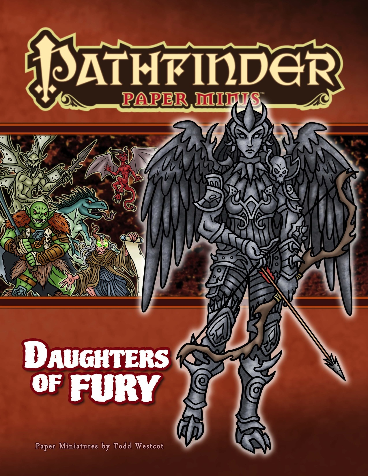 This is a picture of Selective D&d Paper Miniatures Pdf