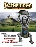Pathfinder Paper Minis—Rise of the Runelords Adventure Path Part 4: