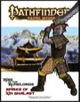 Pathfinder Paper Minis—Rise of the Runelords Adventure Path Part 6: