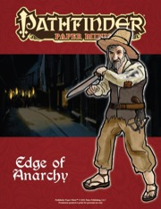 Pathfinder Paper Minis—Curse of the Crimson Throne Adventure Path Part 1: