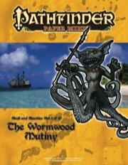 Pathfinder Paper Minis—Skull & Shackles Adventure Path Part 1: