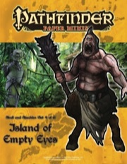 Pathfinder Paper Minis—Skull & Shackles Adventure Path Part 4: