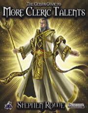 The Genius Guide to More Cleric Talents (PFRPG) PDF
