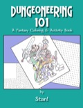 Dungeoneering 101 Activity Book PDF